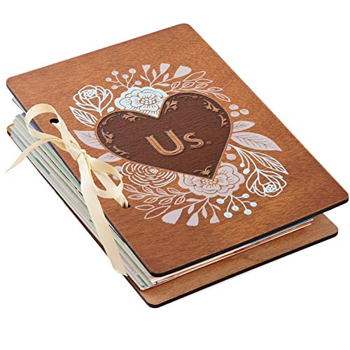 Hallmark Us Heart Wedding Card Keeper Scrapbooks Milestones