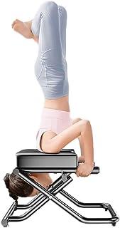 Kotee Hem Yoga Inverterad Avföring Sträcka upp och ner Assisted Inverterad Stol Fitnessutrustning Yoga Equipment Sport Fit...