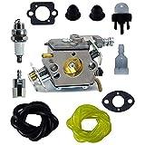 Basage Kit de Ajuste del Carburador WT-946 Reemplaza una A021001700 para Motosierras Echo CS-310