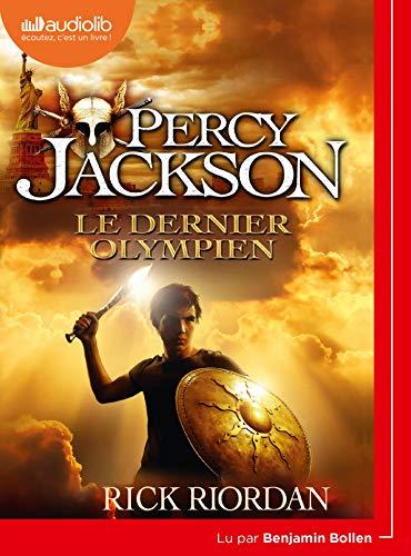 Percy Jackson 5 - Le Dernier Olympien: Livre audio 1 CD MP3