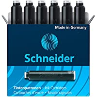 6-Pack Schneider Fountain Pen Ink Cartridge