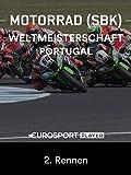 Motorrad: FIM Superbike Weltmeisterschaft 2019 in Portimão (POR) - 2. Rennen