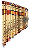 Perfectly Tuned at 440 hz Made by Seasoned Bamboos Best For Live & Studios Free Shipping all over India Attractive Looks