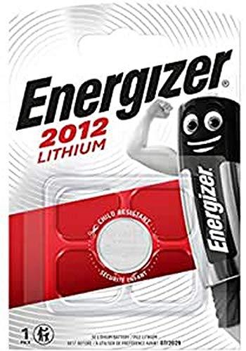 ENERGIZER PILAS ESPECIALES ENR CR2012 BL1 BR Knopfzelle, Silber, 638900