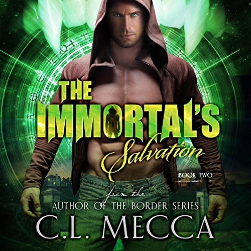 The Immortal's Salvation  audiobook cover art