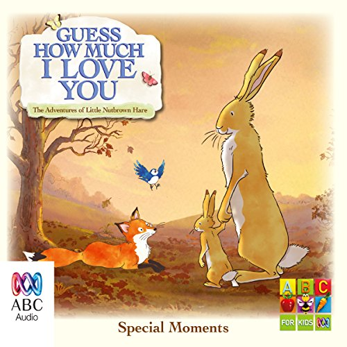 Guess How Much I Love You audiobook cover art