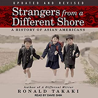 Strangers from a Different Shore audiobook cover art