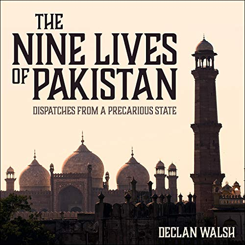 The Nine Lives of Pakistan cover art
