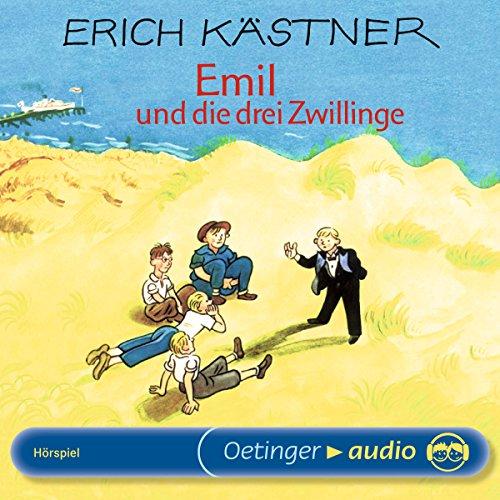 Emil und die drei Zwillinge  By  cover art