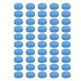 Credible Taco de Billar Pool , Puntas de Taco de Billar de Cuero para Billar Accesorio de Repuesto de Palo de Billar con Caja de Almacenamiento (50PCS) Disponible en Tres tamaños(13mm)