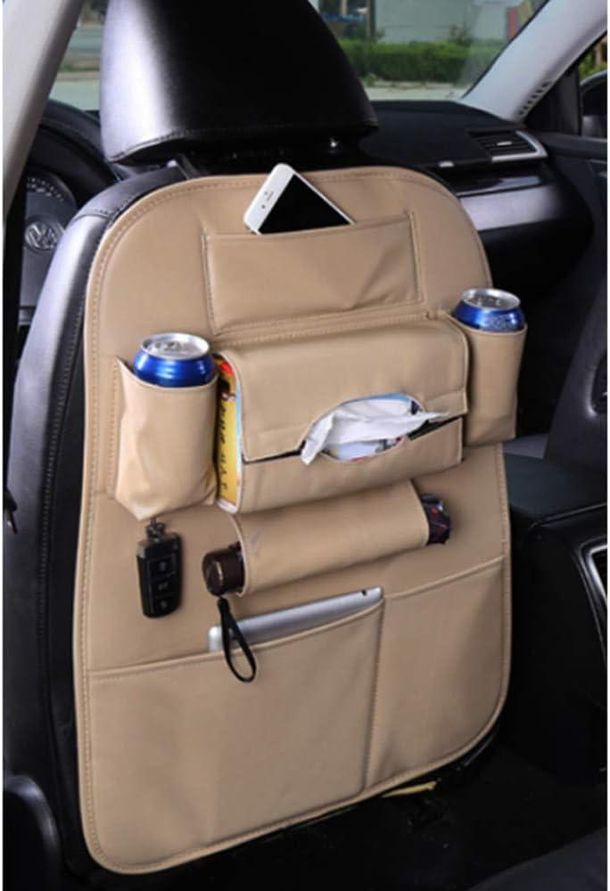 MIOAHD Car Seat Back Storage Travel Backseat Max 71% OFF Organizer Free Shipping New P Bag