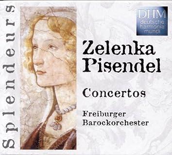 Zelenka/Pisendel: Concertos