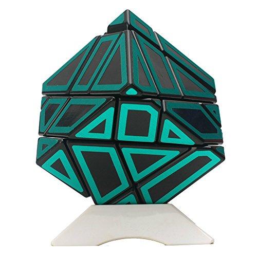 HJXDtech- Nueva Irregular de 3x3x3 Cubo mágico Fantasma Complejo Cubo de la Velocidad del Rompecabezas