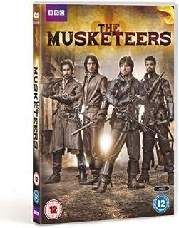 The Musketeers - Series 1 [DVD] [2014]