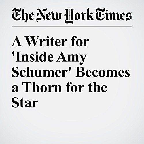 A Writer for 'Inside Amy Schumer' Becomes a Thorn for the Star                   By:                                                                                                                                 Dave Itzkoff                               Narrated by:                                                                                                                                 Barbara Benjamin-Creel                      Length: 6 mins     Not rated yet     Overall 0.0