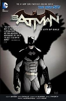 Batman  2011-2016  Vol 2  The City of Owls  Batman Graphic Novel