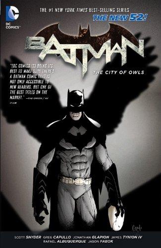 Batman (2011-2016) Vol. 2: The City of Owls (Batman Graphic Novel)