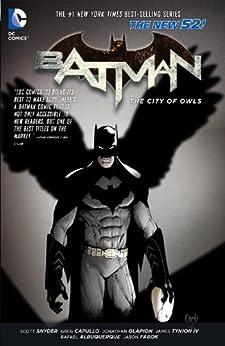 Batman (2011-2016) Vol. 2: The City of Owls (Batman Graphic Novel) (English Edition) por [Scott Snyder, Greg Capullo, Rafael Albuquerque]