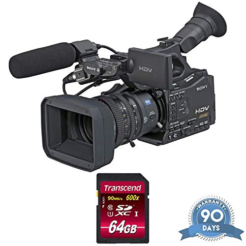 Sony HVR-Z7U HDV Camcorder with Memory...