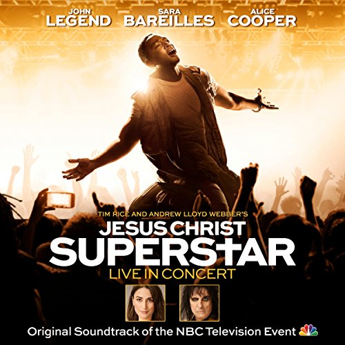 Jesus Christ Superstar: Live in Concert (Original Soundtrack of The NBC Television Event) [Import Allemand]