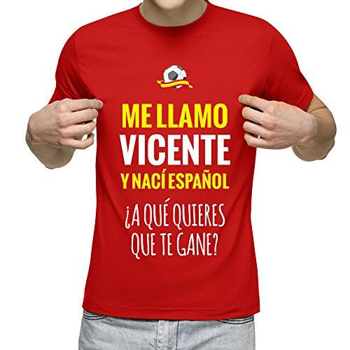 Camiseta Personalizada con Nombre y la Frase