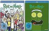 Rick & Morty Staffel 2+3 [Blu-ray Set]