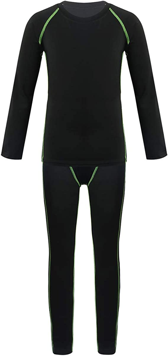 iiniim Sale Special Price Child Boys Girls Athletic Super sale and Compression Base L Leggings