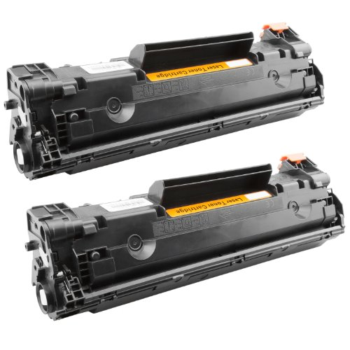 Tito-Express PlatinumSerie 2 Toner XXL Schwarz für Canon CRG-728 EP-728 I-Sensys MF4570 Fax L150 L170 L410