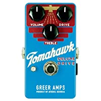 Greer Amps グリアー・アンプス オーバードライブ Tomahawk DELUXE DRIVE