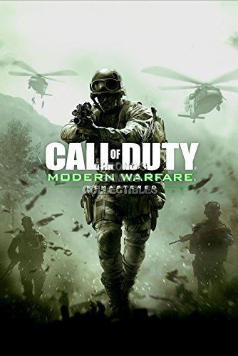 """PrimePoster - Call of Duty Modern Warfare Remastered Poster Glossy Finish Made in USA - YEXT372 (24"""" x 36"""" (61cm x 91.5cm))"""