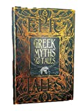 Rare - NEW Greek Myths & Tales Hardcover Edition Zeus Mythology Epic - Richard Buxton