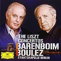 Liszt: Piano Concertos, S. 124, 125, 172:3, 215:1 (2011-10-24)