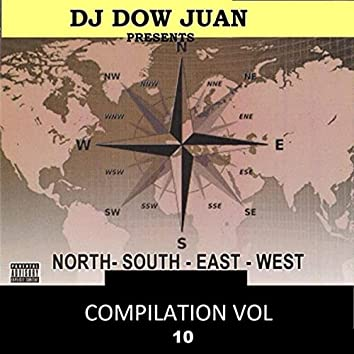 North-South-East-West Compilation, Vol. 10