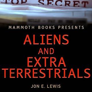 Mammoth Books Presents: Aliens & Extra-Terrestrials audiobook cover art