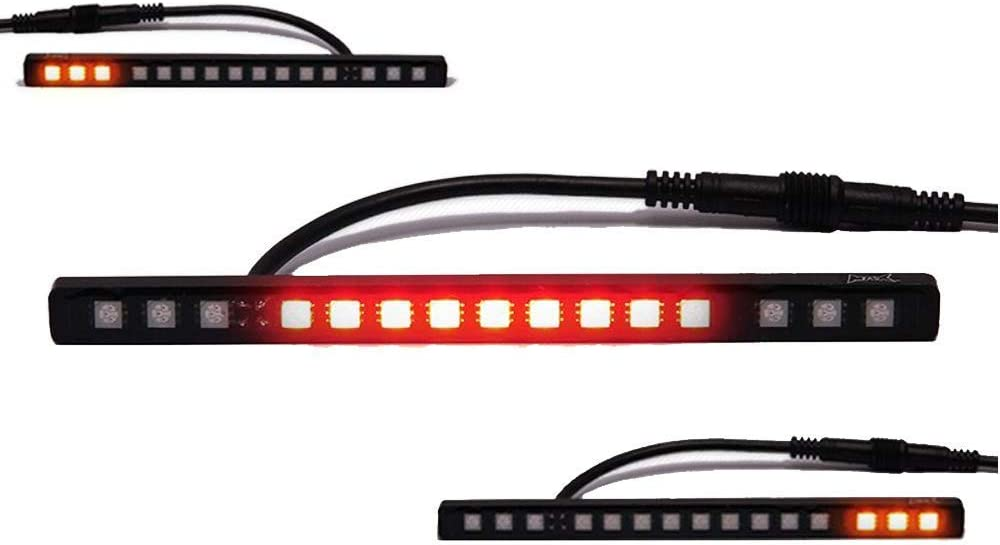 Universal OFFer Licence Plate Mount Integrated Ind LED Rear Cheap sale Light With