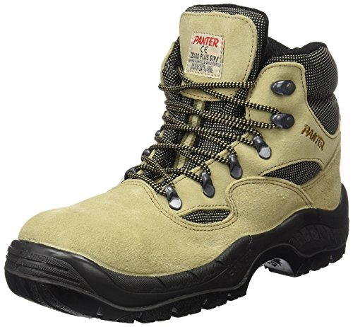 Panter M104417 - Bota de seguridad texas plus beig talla 39 ⭐