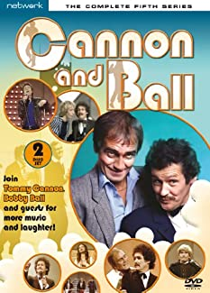 Cannon And Ball - The Complete Fifth Series
