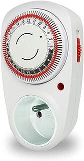Mini Ventilador Eléctrico Calefactor Cerámico Calentador de Espacio Eléctrico Portátil Personal para Cuarto Baño Oficina-Blanco