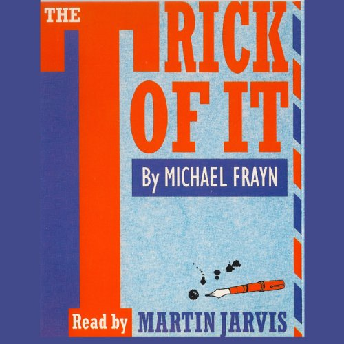 The Trick of It audiobook cover art