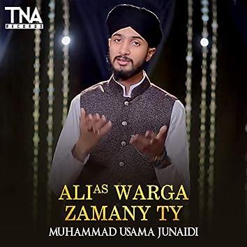 Ali A S Warga Zamany Ty - Single