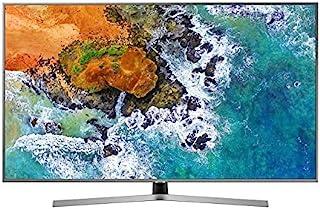 "Smart TV LED 55"" UHD Samsung 55NU7400 Ultra HD 4k com Conversor Digital 3 HDMI 2 USB Wi-Fi Visual Livre de Cabos Controle Remoto Único HDR Premium Bixby"