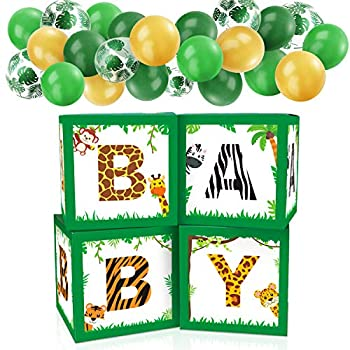 Best jungle theme baby shower Reviews