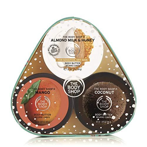 The Body Shop Enchanted Body Butter Trio Gift Set