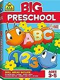 School Zone - Big Preschool Workbook - Ages 3...