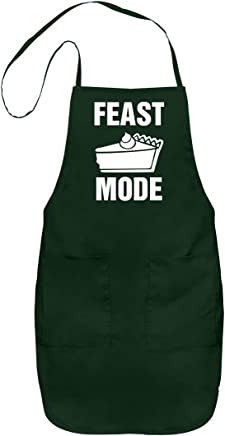 7169afde0497 Amazon.com: Funny - Thanksgiving / Aprons / Kitchen & Table Linens ...