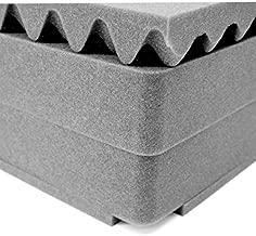 Pelican 1551 4 Piece Replacement Foam Set for 1550 Case