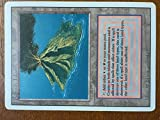 Magic: the Gathering - Volcanic Island - Revised Edition