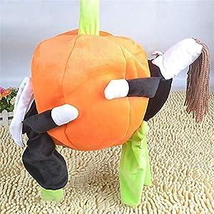 Chen0-soper Funny Citrouille Chien A Girl Costume d'halloween Vêtements pour Animal Domestique Se déguiser fête Apparel Vêtements Mode