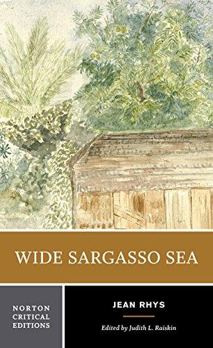 Wide Sargasso Sea (First Edition) (Norton Critical Editions)