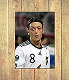 Mesut Özil - Arsenal - Germany 1 - High Gloss Printed